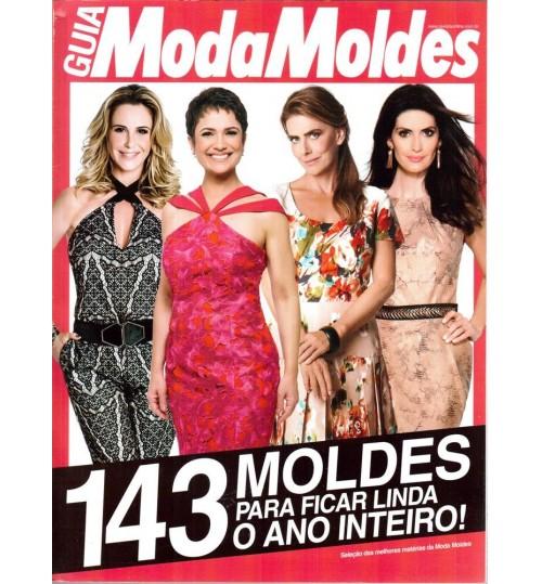 Revista Guia Moda Moldes Especial 143 Moldes Nº 4