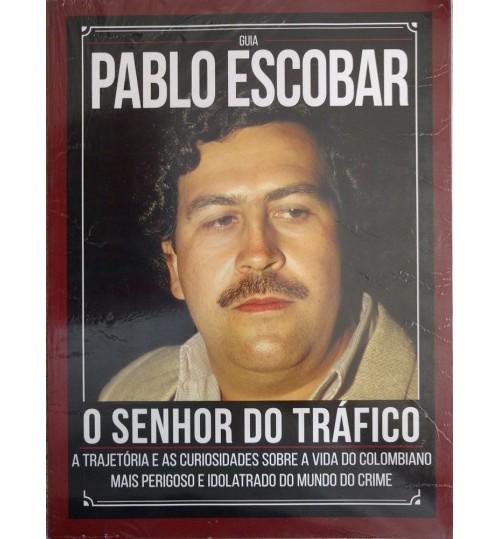 Revista Guia Pablo Escobar O Senhor do Tráfico