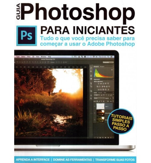 Revista Guia Photoshop para Iniciantes