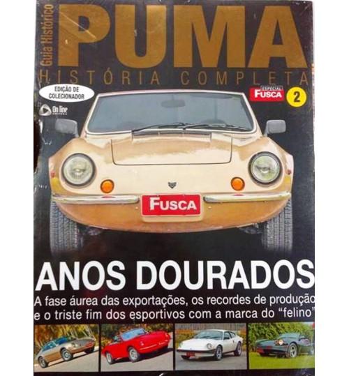 Revista Guia Puma História Completa Volume 2