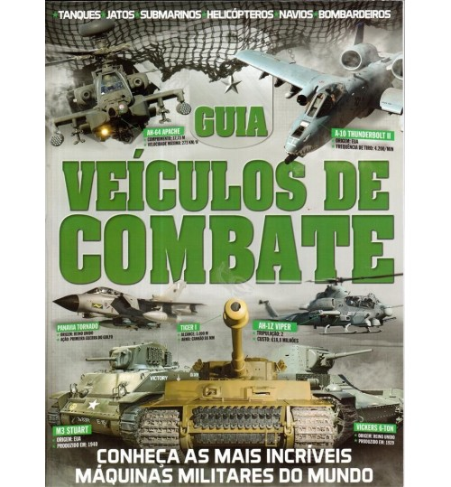 Revista Guia Veículos de Combate