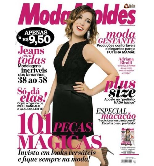 Revista Moda Moldes 101 Peças Mágicas Nº 83