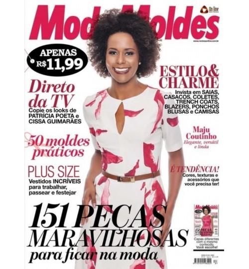 Revista Moda Moldes 151 Peças Maravilhosas Nº 87