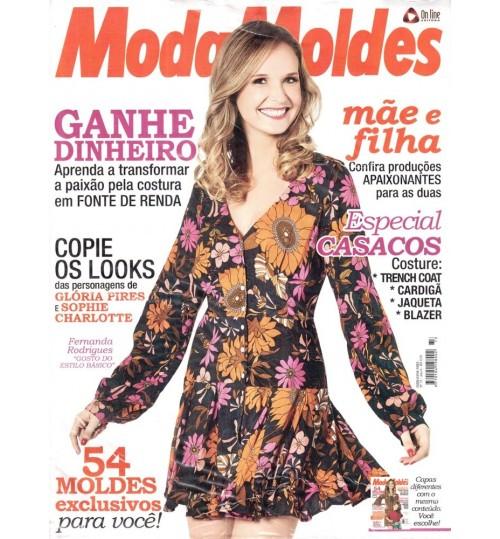 Revista Moda Moldes 54 Moldes Exclusivos Nº 73