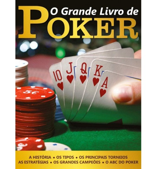 Revista O Grande Livro do Poker