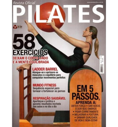 Revista Oficial Pilates - 58 Exercícios Nº 29