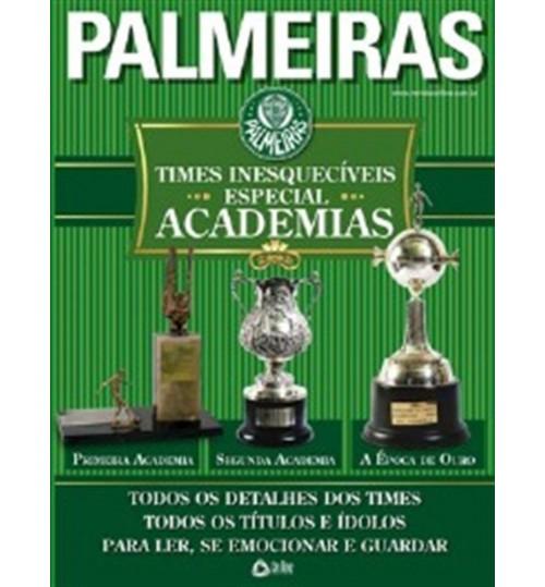 Revista Palmeiras Times Inesquecíveis Especial Academias