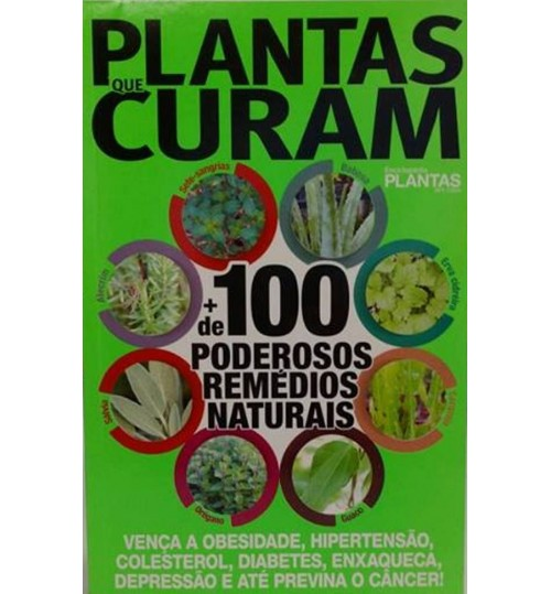 Revista Plantas que Curam